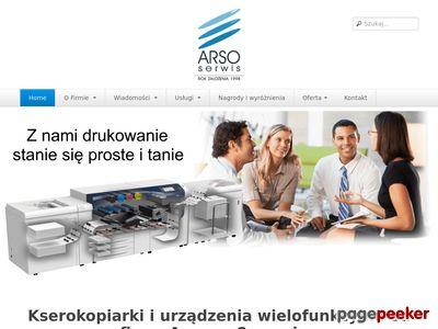 Arso Serwis - kserokopiarki Samsung