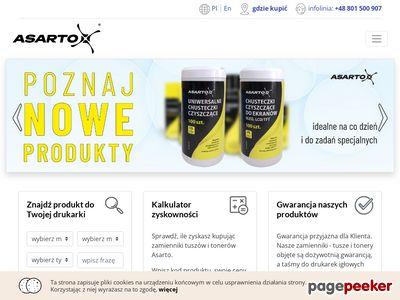 Asarto – producent zamienników do drukarek