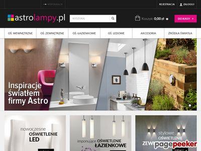 Astrolampy.pl - lampy i oświetlenie firmy Astro Lighting
