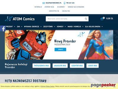 Deadpool komiks - atomcomics.pl