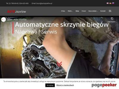 Automatyczna skrzynia Warszawa