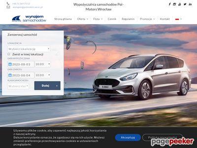 Rent a car Wrocław - autowynajem.wroclaw.pl