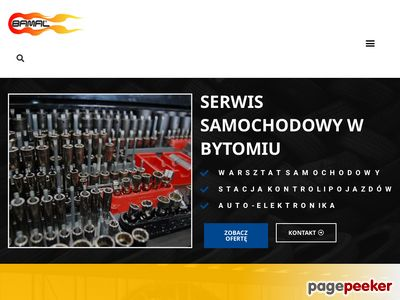 BAMAL mechanika pojazdowa Bytom