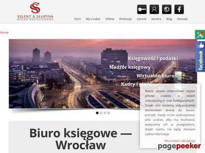 Selent & Słupina - księgowość we Wrocławiu, cennik
