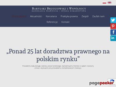 BOB - arbitraż polubowny kancelaria prawna Warszawa