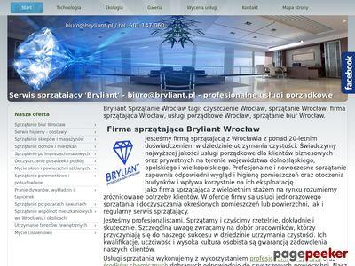 Usługi porządkowe Wrocław