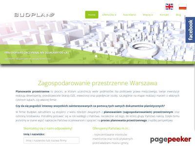 Projekty budowlane - Warszawa