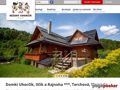 Domki w górach do wynajęcia