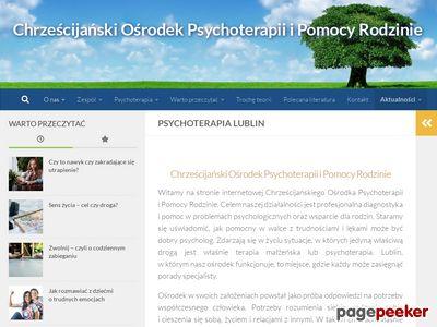 Psychoterapeuta Lublin