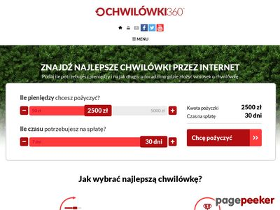 Chwilówki bez bik - chwilowki360.pl