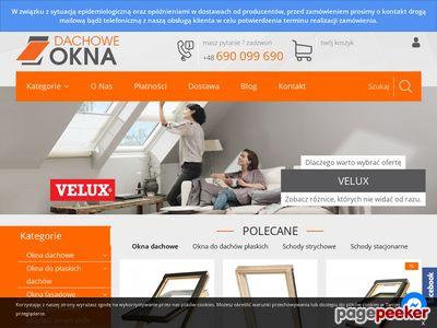 Okna dachowe VELUX - dachoweokna.pl
