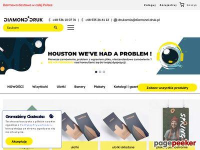 Drukarnia internetowa - Diamond-Druk.pl
