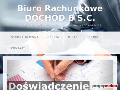 Dochod.com.pl - księgowy Bielsko