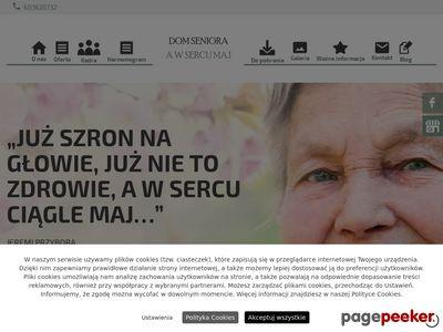Domsenioraawsercumaj.pl