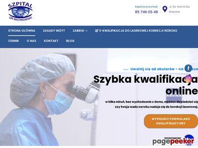 Centrum Okulistyki dr. Michnowskiego