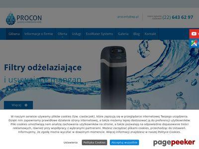 Dual - system uzdatniania wody Warszawa