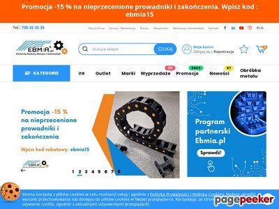Akcesoria CNC Elżbieta Taraszkiewicz