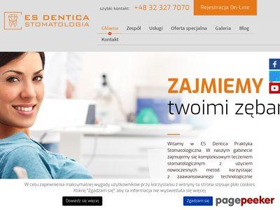 Lucyna Plewnia-Sitko Es Dentica Praktyka Stomatologiczna
