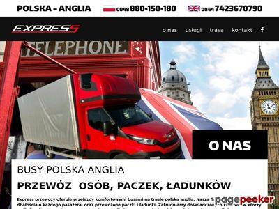 FHU Express Piotr Szarama