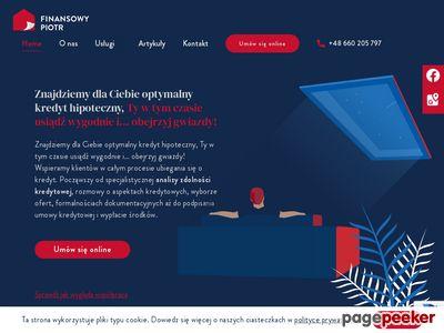 Piotr Witecki - kredyt na zakup