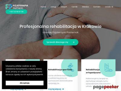 Fizjoterapia-Pasternak.pl - Rehabilitacja w Krakowie