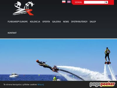 Hoverboard by zr Polska