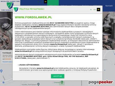 Niezależny serwis Forda