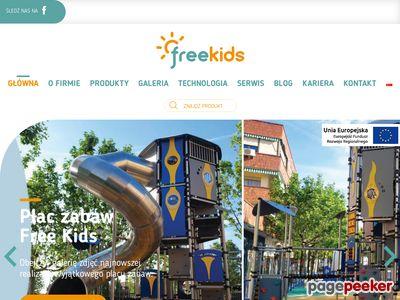 Freekids - producent placów zabaw