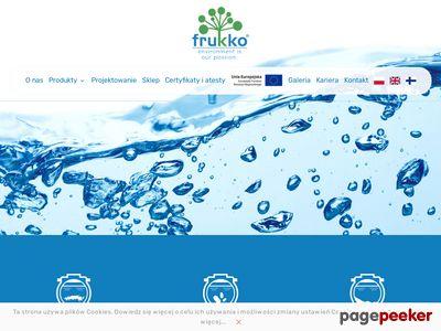 Frukko - przepompowni wody