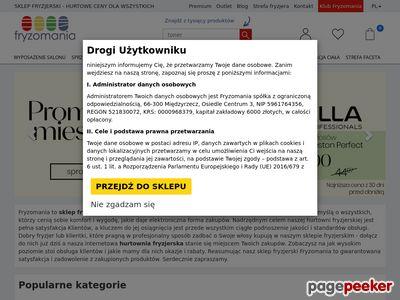Www.fryzomania.pl