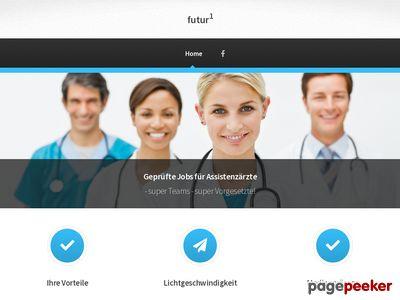 Miniaturka Praca dla lekarza w niemczech