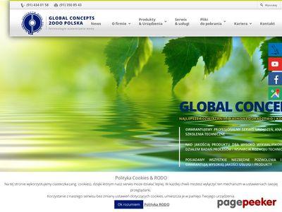 Global Concepts 2000 - dezynfekcja wody