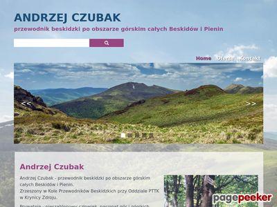 Beskid Sądecki przewodnik - gorskie-wedrowki.eu