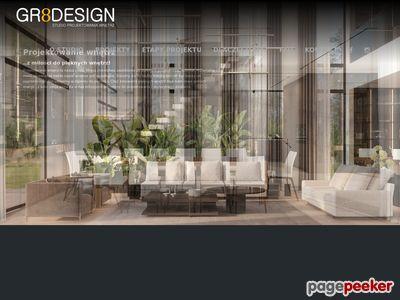 Projektowanie wnętrz studio - gr8design.pl