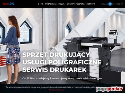 Grafix Bis - drukowanie wielkoformatowe Szczecin