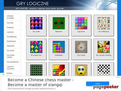 Najlepsze gry logiczne online