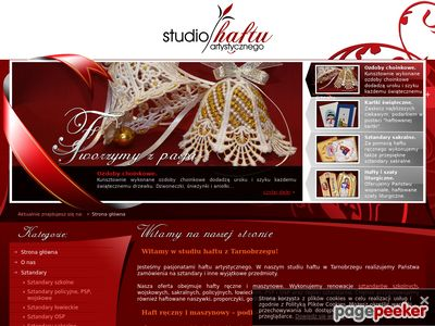 Studio Haftu Artystycznego - sztandary policyjne