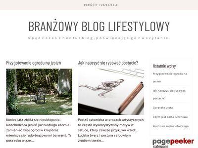 Biuro podróży Hentur
