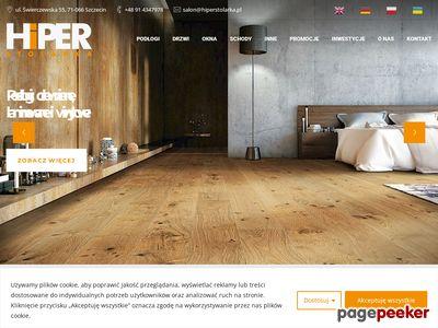 Hiper Stolarka - drzwi wewnętrzne Szczecin