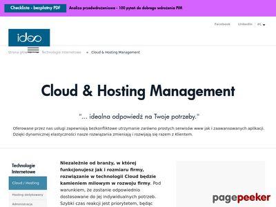 Profesjonalny hosting
