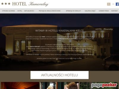 Hotele Kielce