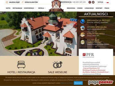 Hotel Kasztel - Obiekty konferencyjne, Sale Weselne Okolice Krakowa i Tarnowa
