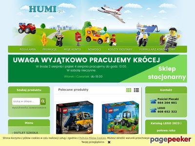 Humi.pl - Artykuły szkolne
