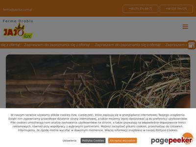 Jajo Lux - ferma jaj Wrocław