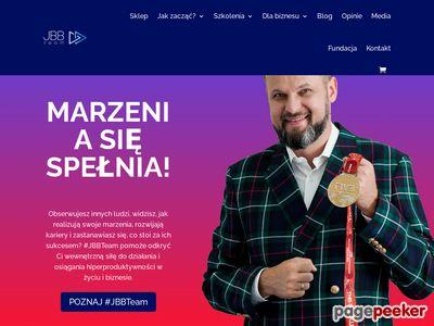 Trener Motywacyjny - jakubbbaczek.pl