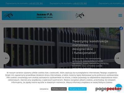 Janmar - kraty ze stali nierdzewnej Warszawa