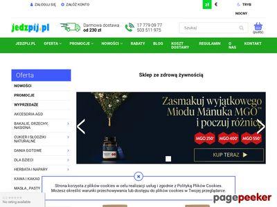 Zdrowa żywność – jedzpij.pl