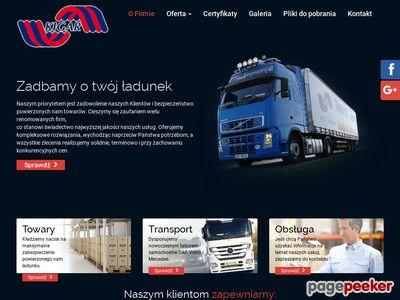 Kigar - międzynarodowy przewóz towarów