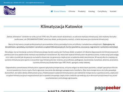Kurtyny powietrzne Katowice - klimatest.com.pl