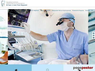 Piotr Majewski Klinika Implantologiczno - Stomatologiczna